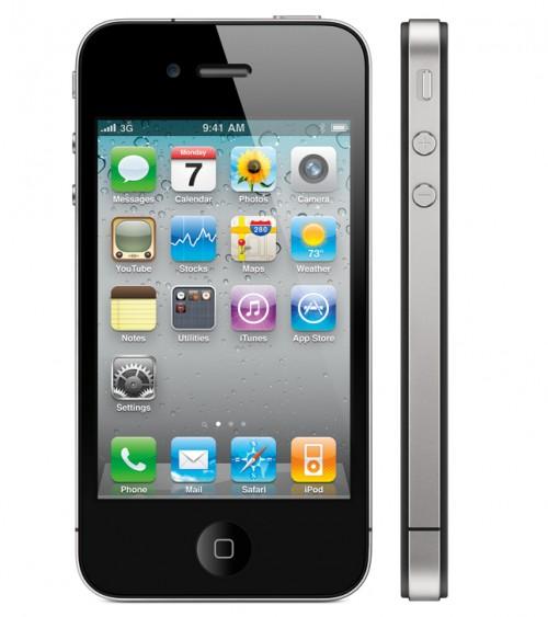 iphone 4 500x563 Rumeurs   LiPhone 4S sera t il le nom du prochain iPhone ?