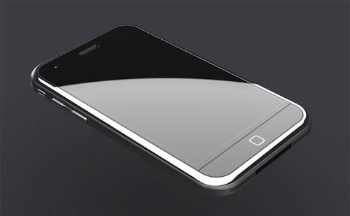 iphone5 Rumeurs   Un iPhone 5 avec un tout nouveau design pour août 2011 ?