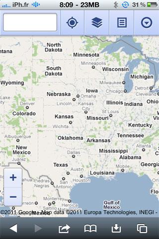 mapsgoogle News   Google revoit Google Maps web