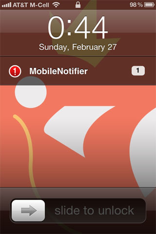 mobilenotifier4 Cydia   La quatrième beta de MobileNotifier est disponible