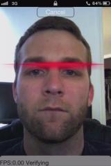 recognizeme 2 160x240 Cydia   RecognizeMe : Reconnaissance faciale sur iPhone disponible [CRACK]