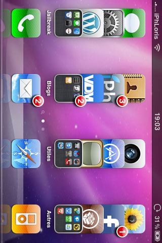 screen1 51 iPhRepo   Mise à jour de SBRotator for 4.x FR en version 1.62
