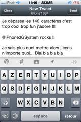 twitter3 Cydia   140plus for Twitter : Adieu la limite des 140 caractères sur twitter