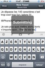 twitter5 [CYDIA] Liste des tweaks compatibles iOS 5.1.1
