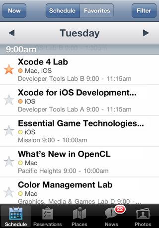 63543547864 AppStore   Apple sort lapplication officielle de la WWDC