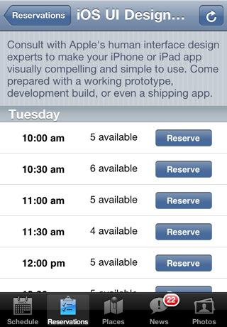 84134183 AppStore   Apple sort lapplication officielle de la WWDC