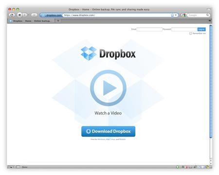 Dropbox Screen AppStore   DropBox se met à jour en version 1.4.2