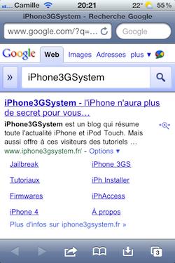 IMG 14761 Cydia   QuickGoogle : Faites une recherche Google depuis nimporte où