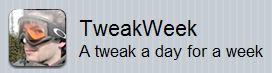 TW1 News   TweakWeek : 1 tweak gratuit par jour pendant 7 semaines minimum !