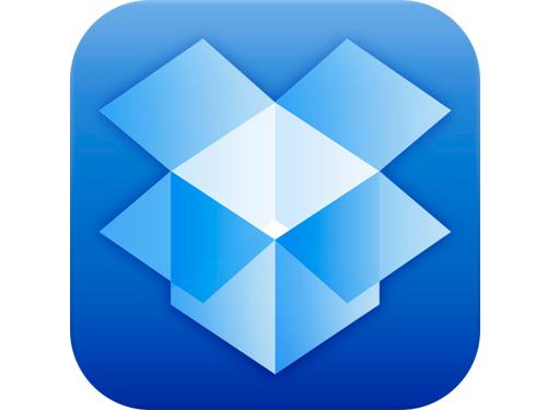 dropbox logo 2 AppStore   DropBox se met à jour en version 1.4.2