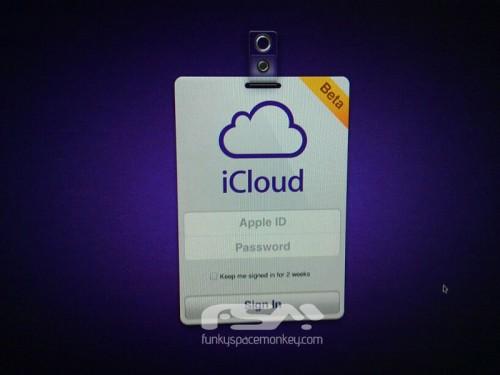 icloud1 500x375 Brève   iCloud : La page de connexion en version bêta [EDIT : Fake]