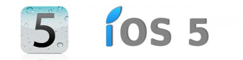 ios5 500x125 News   Résumé de la KeyNote : iOS 5 et iCloud