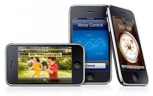 iphone 3gs 500x315 News iOS 5   iPhone 3GS : Pas toutes les options