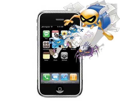 iphone virus News   Sécurité : Kaspersky doit être porté sur iOS
