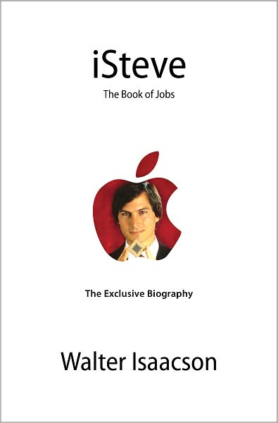 isteve News – La biographie de Steve Jobs disponible en pré commande chez Amazon