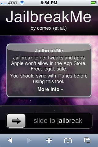 jailbreakme Jailbreak News   JailbreakMe 3.0 : Bientôt disponible ?