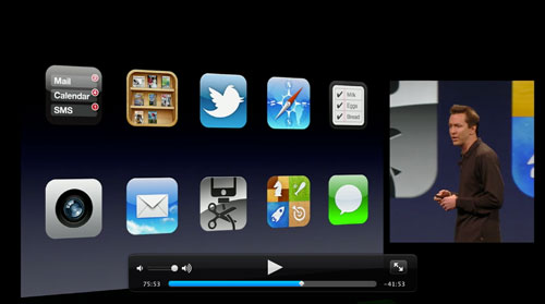 keynote 2011 live News   La KeyNote est disponible en streaming !