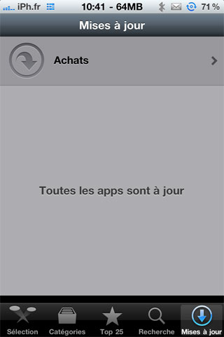 loud1 News   iCloud déjà disponible via lApp Store