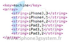 machines News   iOS 5 : LiPhone 5 et liPad 3 dans la première bêta