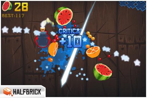 mzl.ggghxdrc.320x480 75 AppStore   Fruit Ninja se met à jour en version 1.7