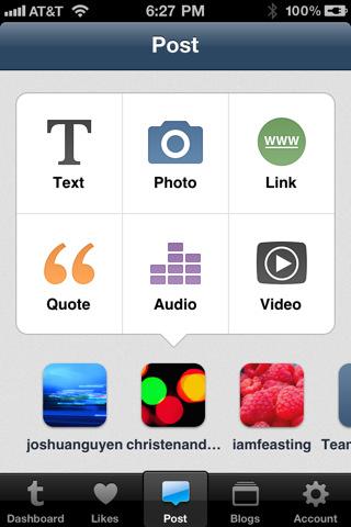 mzl.uugrdiuz.320x480 75 AppStore   Tumblr se met à jour en version 2.0
