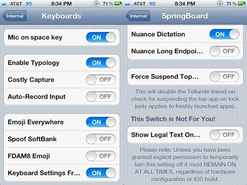 nuance News   La reconnaissance vocale Nuance portée sur iOS 5