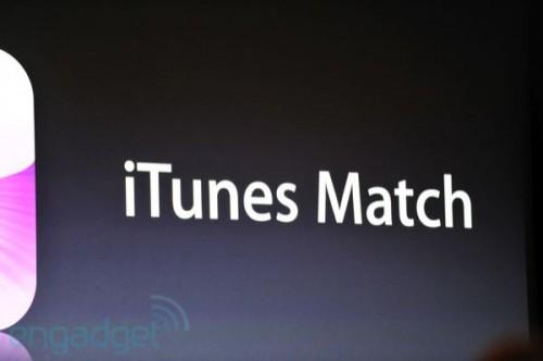 php8Qa0o4itunesmatch 500x332 News   Résumé de la KeyNote : iOS 5 et iCloud