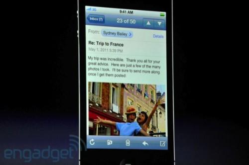 phpHD3LQNstevejobswwdc2011liveblogkeynote0750 500x332 News   Résumé de la KeyNote : iOS 5 et iCloud