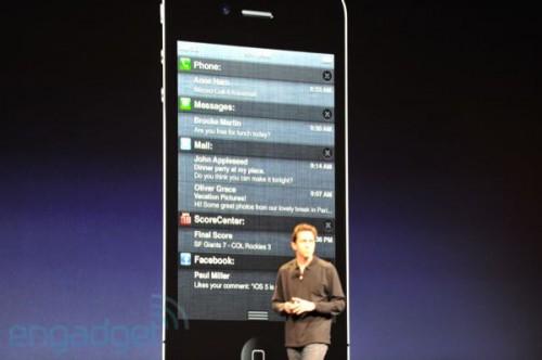 phpgQSUoXwwdcnoti 500x332 News   Résumé de la KeyNote : iOS 5 et iCloud