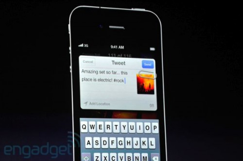phpqb5JSCstevejobswwdc2011liveblogkeynote0670 500x332 News   Résumé de la KeyNote : iOS 5 et iCloud