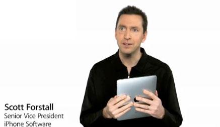 scott1 News   Scott Forstall Senior Vice Président iOS se met à Twitter ?
