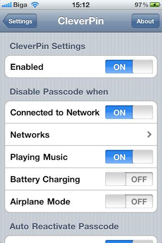 settings first iPhRepo – Mises à jour et ajouts de debs du [25/06/2011] au [08/07/2011]