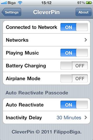 settings second iPhRepo – Mises à jour et ajouts de debs du [25/06/2011] au [08/07/2011]
