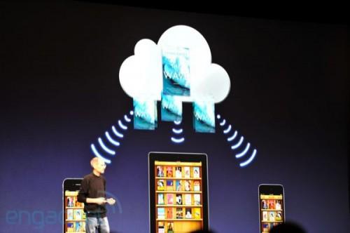 stevejobswwdc2011liveblogkeynote09181 500x332 News   Résumé de la KeyNote : iOS 5 et iCloud