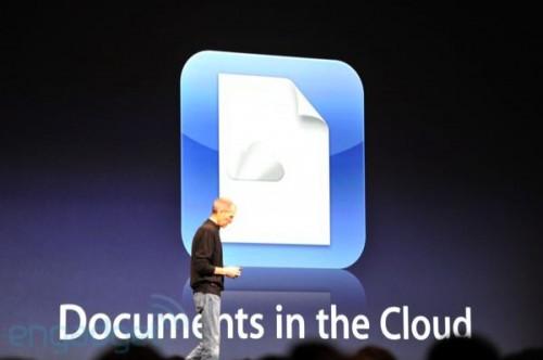stevejobswwdc2011liveblogkeynote0929 500x332 News   Résumé de la KeyNote : iOS 5 et iCloud