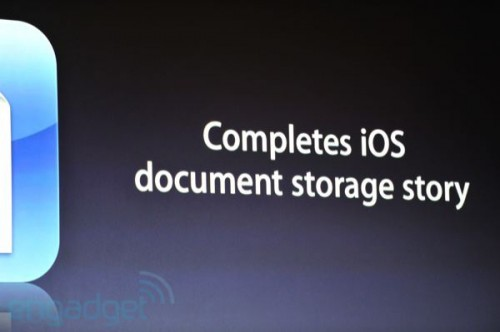 stevejobswwdc2011liveblogkeynote0952 500x332 News   Résumé de la KeyNote : iOS 5 et iCloud