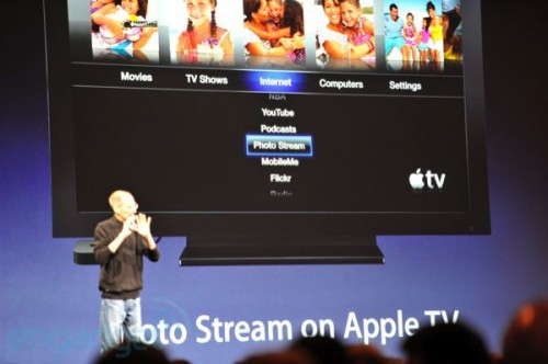 stevejobswwdc2011liveblogkeynote0986 500x332 News   Résumé de la KeyNote : iOS 5 et iCloud