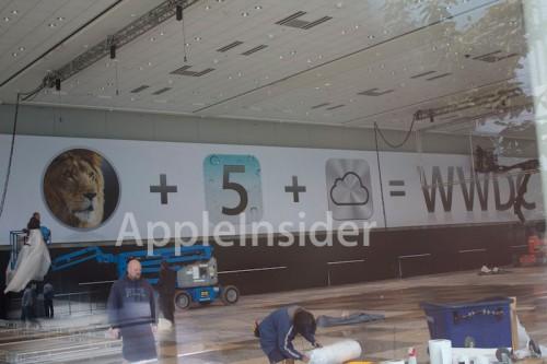 wwdc2011 500x333 News   WWDC 2011 : iCloud a son icône