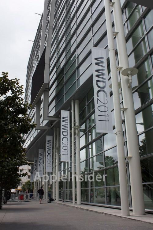 wwdc20113 500x750 News   WWDC 2011 : iCloud a son icône