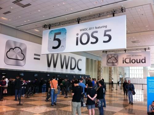 wwdc697984545338 500x373 News   La file dattente pour la WWDC a déjà commencé [MAJ CONTINUE]