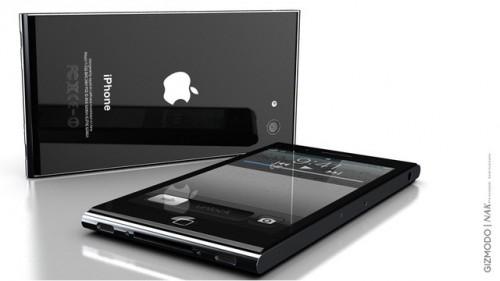 1 500x281 Concepts   Un nouveau concept de liPhone 5