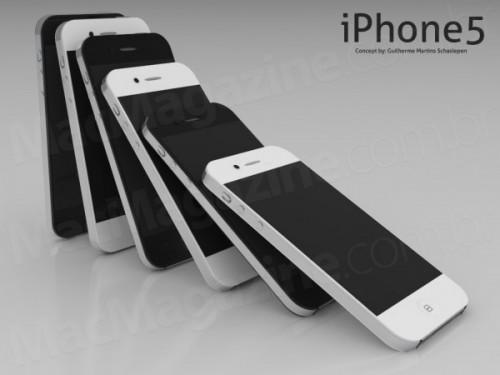 14 500x375 Concepts News   Une maquette complète du prochain iPhone