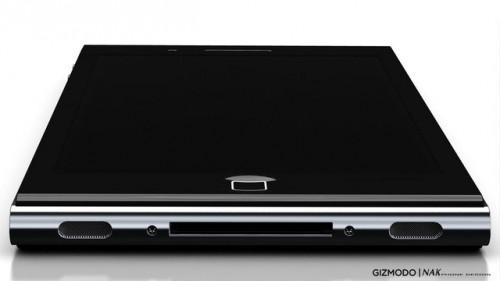 2 500x281 Concepts   Un nouveau concept de liPhone 5