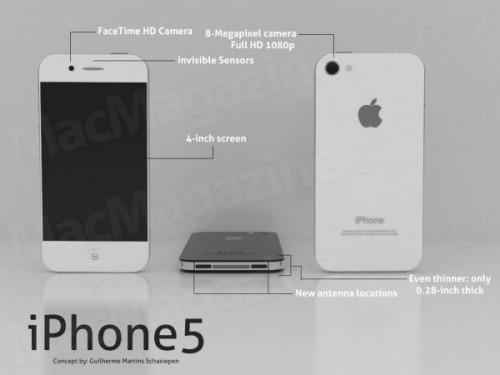 24 500x375 Concepts News   Une maquette complète du prochain iPhone