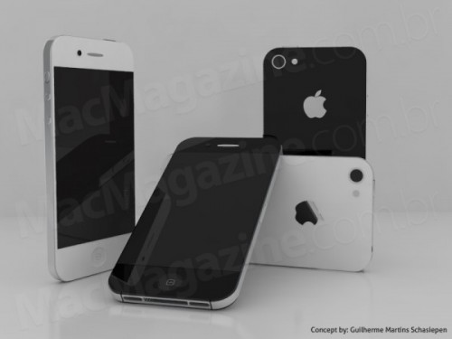 41 500x375 Concepts News   Une maquette complète du prochain iPhone