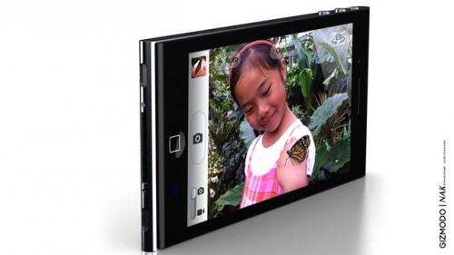 5 500x281 Concepts   Un nouveau concept de liPhone 5