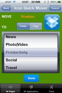appiconreorder4 iPhRepo – Mises à jour et ajouts de debs du [08/07/2011] au [15/07/2011]