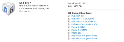 beta5 News   LiOS 5.0 beta 4 est disponible au téléchargement [EDIT : les nouveautés x 16 et les bugs x 1]