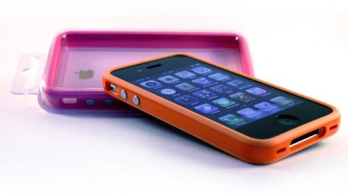 bumper iphone 4 500x281 Concepts News   Une maquette complète du prochain iPhone