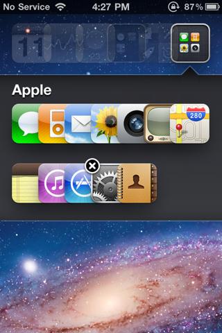 customgrid3 [CYDIA] Liste des tweaks compatibles iOS 6